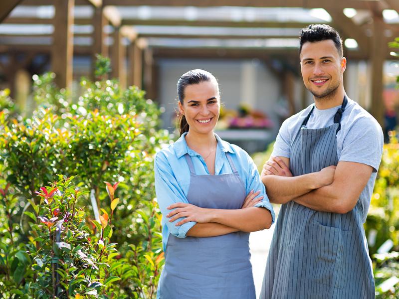 Formation pour les employeurs en horticulture ornementale