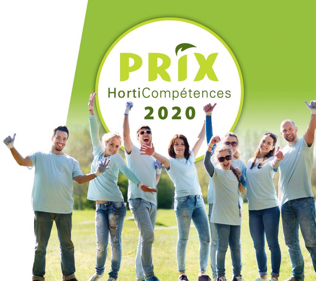 Prix HortiCompétences 2020