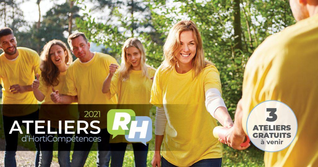 Ateliers RH 2021