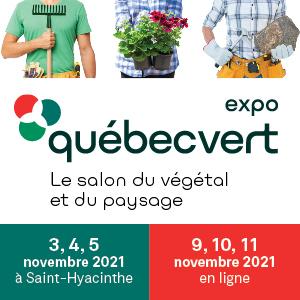 Expo Québec Vert 2021
